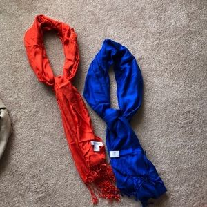 Broncos Colors Scarf Bundle